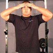 накачать шею упражнение 1