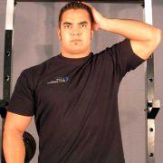 накачать шею упражнение 2